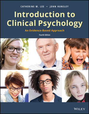 Introduction to Clinical Psychology, 4th Edition