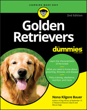 Golden Retrievers For Dummies, 2nd Edition