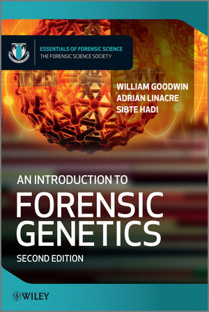 An Introduction to Forensic Genetics, 2nd Edition (1119957613) cover image