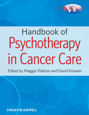 Handbook of Psychotherapy in Cancer Care (1119990513) cover image