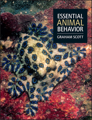 Essential Animal Behavior (1405144513) cover image