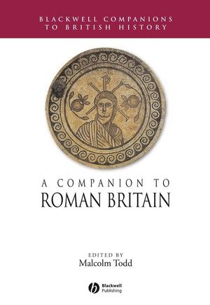 A Companion to Roman Britain (1405156813) cover image