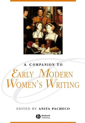 A Companion to Early Modern Women