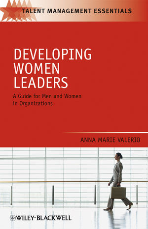 Developing Women Leaders: A Guide for Men and Women in Organizations (1405183713) cover image