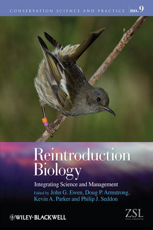 Reintroduction Biology: Integrating Science and Management (1444355813) cover image