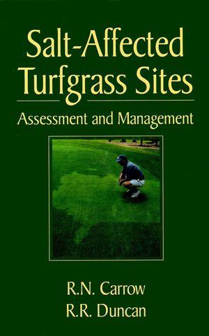 Salt-Affected Turfgrass Sites: Assessment and Management