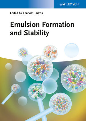 Emulsion Formation and Stability (3527319913) cover image