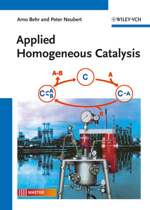 Applied Homogeneous Catalysis (3527326413) cover image