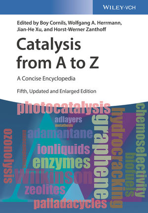 Catalysis from A to Z: A Concise Encyclopedia, 5th Edition