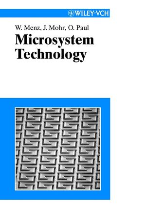 Microsystem Technology (3527613013) cover image