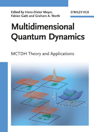 Multidimensional Quantum Dynamics (3527627413) cover image