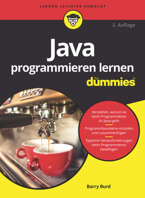 Java programmieren lernen für Dummies, 2. Auflage
