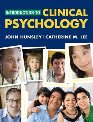 Introduction to Clinical Psychology: An Evidence-Based Approach, 1st Edition (EHEP000313) cover image