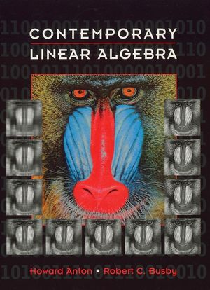 Contemporary Linear Algebra (EHEP001713) cover image