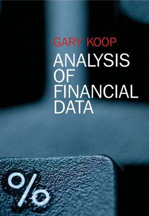 Analysis of Financial Data