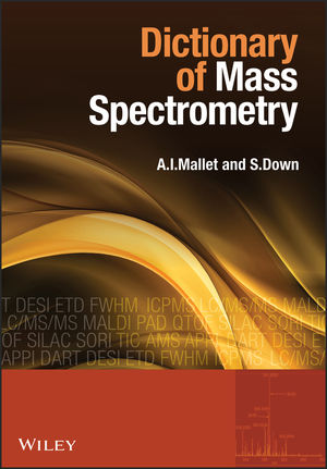 Dictionary of Mass Spectrometry (0470027614) cover image
