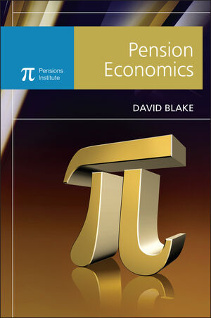 Pension Economics (0470058714) cover image