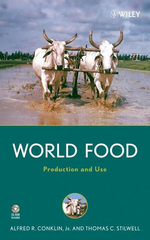 World Food: Production and Use (0470168714) cover image