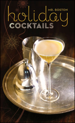 Mr. Boston Holiday Cocktails (0470185414) cover image