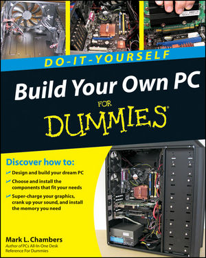 Build Your Own PC Do-It-Yourself For Dummies (0470196114) cover image