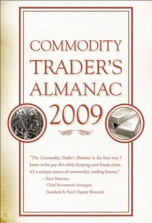 Commodity Trader's Almanac 2009