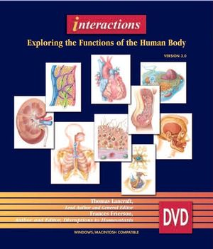 Interactions: Exploring the Functions of the HumanBody, 3.0