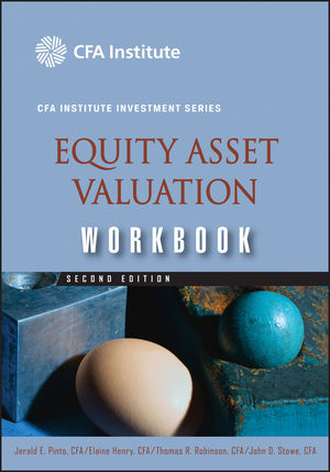 Equity Asset Valuation Workbook, 2nd Edition (0470395214) cover image