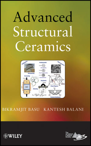 Advanced Structural Ceramics (0470497114) cover image