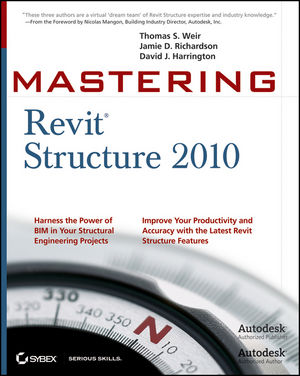 Mastering Revit Structure 2010 (0470521414) cover image