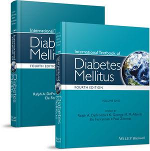 International Textbook of Diabetes Mellitus 4e
