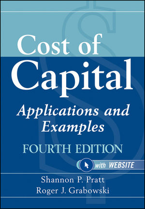 Cost of Capital: Applications and Examples, 4th Edition (0470886714) cover image