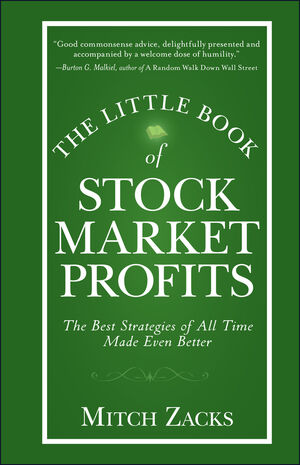 The Little Book of Stock Market Profits: The Best Strategies of All Time Made Even Better (0470903414) cover image