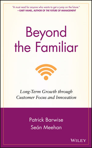 Beyond the Familiar: Long-Term Growth through Customer Focus and Innovation