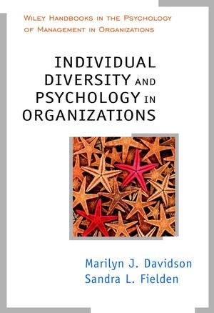 Individual Diversity and Psychology in Organizations (0471499714) cover image