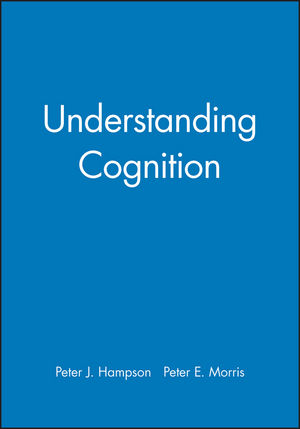 Understanding Cognition (0631157514) cover image