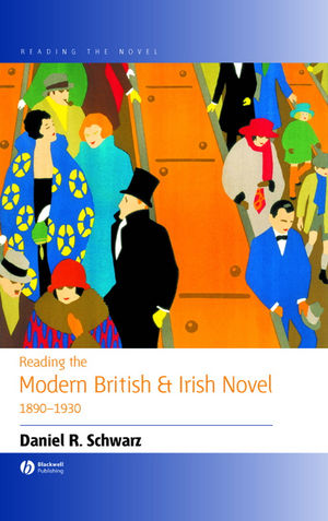 Reading the Modern British and Irish Novel 1890-1930 (0631226214) cover image
