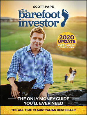 Book Cover Image for The Barefoot Investor: The Only Money Guide You'll Ever Need