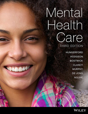 Mental Health Care, 3rd Edition