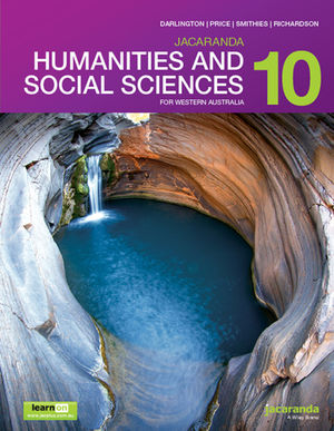 Jacaranda Humanities and Social Sciences 10 for Western Australia learnON & Print