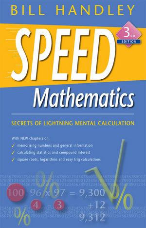Speed Mathematics, 3rd Edition