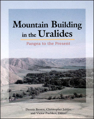 Mountain Building in the Uralides: Pangea to the Present
