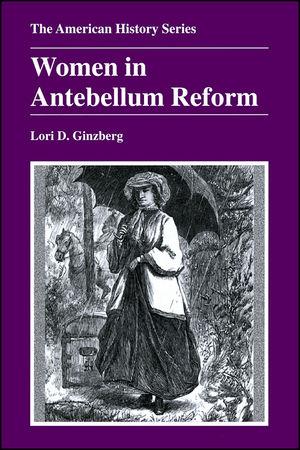 Women in Antebellum Reform