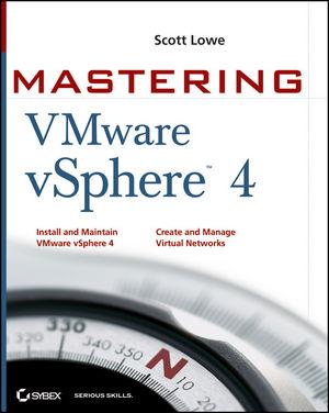 Mastering VMware vSphere 4 (1118008014) cover image