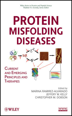 Protein Misfolding Diseases: Current and Emerging Principles and Therapies (1118031814) cover image