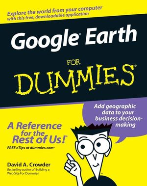 Google Earth For Dummies (1118051114) cover image