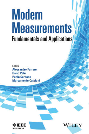 Modern Measurements: Fundamentals and Applications (1118171314) cover image