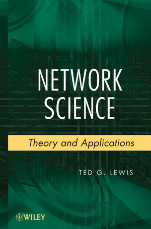 Network Science: Theory and Applications (1118211014) cover image