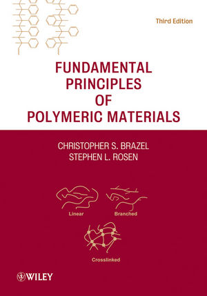 Fundamental Principles of Polymeric Materials, 3rd Edition (1118275314) cover image