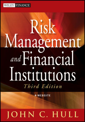 Risk Management and Financial Institutions, 3rd Edition (1118282914) cover image