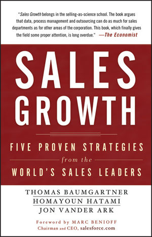 Sales Growth: Five Proven Strategies from the World